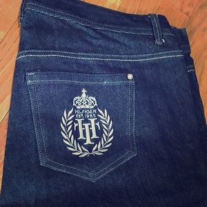 Tommy Hilfiger Classic Rise Bootcut Jeans